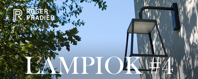 LAMPIOK 4 By Roger Pradier