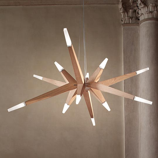 Flashwood S12 140 Pendant