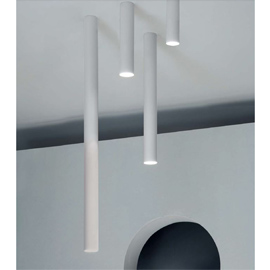 A Tube - Medium Ceiling Light