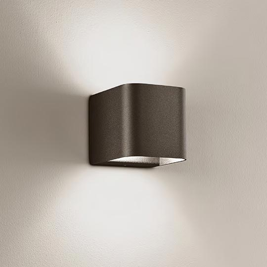 Intro IvyLight Light Brown Wall Light