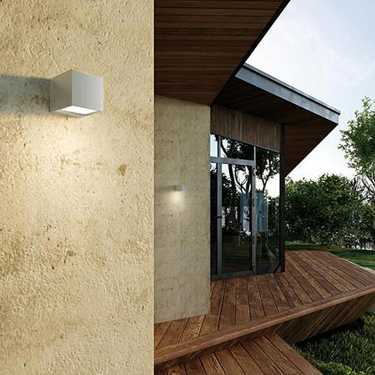 Dau Exterior Wall Light