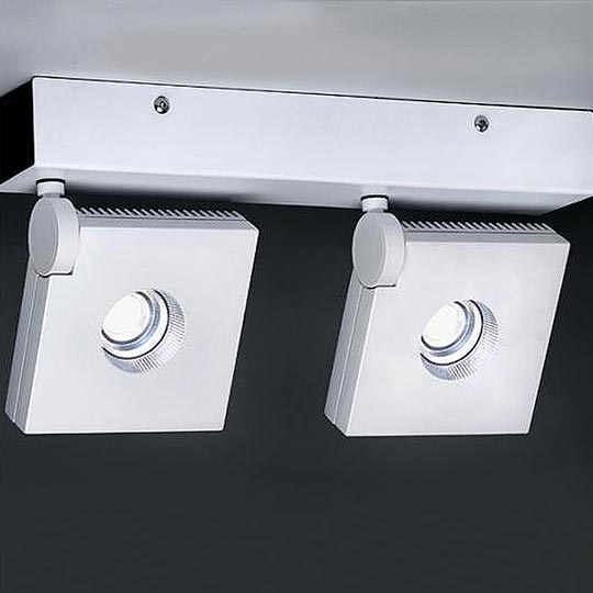 Bridge LED Twin Wall/Ceiling Light
